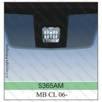 Лобовое стекло с датчиком дождя и обогревом Mercedes CL-Class W216 Coupe 2006-2013