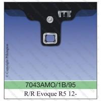 Лобовое стекло с датчиком дождя Land Rover Range Rover Evoque 2011-