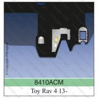 Лобовое стекло с датчиком дождя Toyota Rav 4 (CA40) 2013-
