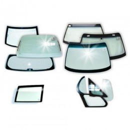 Лобовое стекло HONDA HRV 99- с пятаком